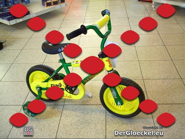 Dies ist kein Fahrrad, wird aber von der FORSTINGER Handels und Service GmbH als solches verkauft