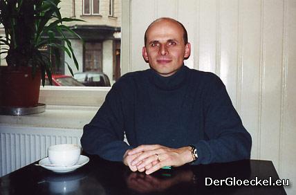 Dipl. Psychologe Robert Bachhuber im Interview mit DER GLÖCKEL