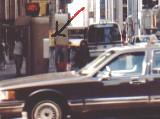 Telefonzelle in den USA - 1993