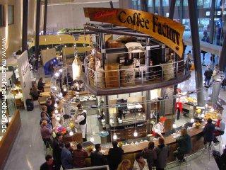 Gastromeile am Hauptbahnhof
