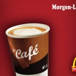 McDonald´s Morgen-Latte