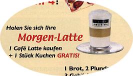Faksimile aus der Werbezeitung von NAGLREITER