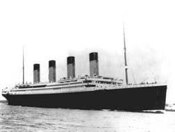 TITANIC - Copyright by Smithsonian Institution, NMAH/Transportation