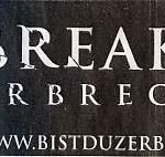 Das Inserat mit der falschen Webadresse: bistduzerbrechlich.de