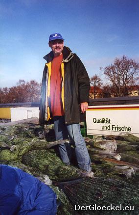 Investigative Recherche des Journalisten W. E. Glöckel