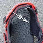 Schuhsohle und Fußbett aus einem Stück gefertigt