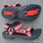Die WOLLF Trekkingsandalen in Qualitätsausführung für den Schuhfachhandel