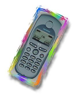 Mobiltelefon Siemens M35i