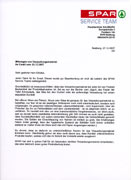 Die Stellungnahme der SPAR-Zentrale vom Serviceteam aus Salzburg