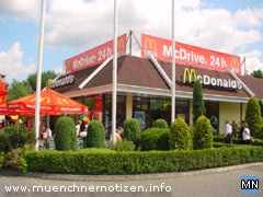McDonald´s Filiale in Krakau