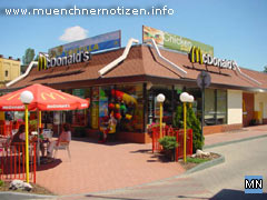 McDonald´s - Filiale in Bielsko-Biala