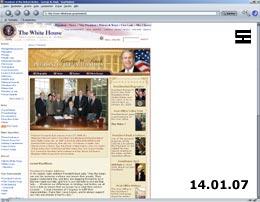 failure bei Google am 14.1.2007