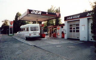 DEA-Tankstelle München