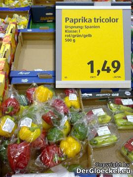 Das Produkt war mit 1,49 Euro ausgepreist