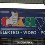 OKAY Handels GmbH schließt alle Filialen in Österreich