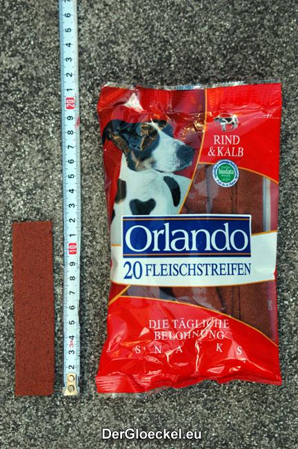 Orlando Fleischstreifen von LIDL
