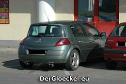 Dienstnehmer als Dauerparker | Foto: DerGloeckel.eu